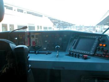 DB運転台