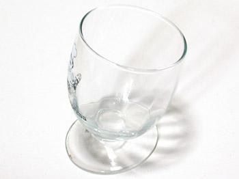 氷河特急グラス側面