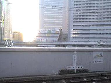 神戸駅 山陽本線起点