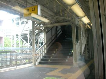 灘駅こ線橋