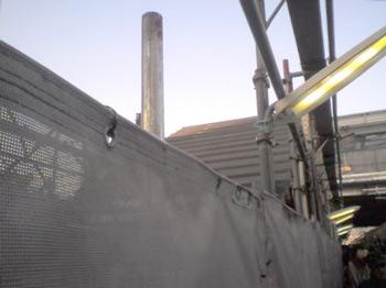 灘駅 旧駅舎階段